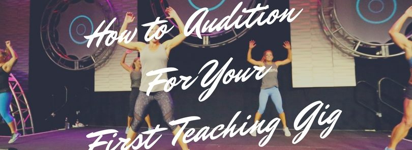 How to Audition For Your First Teaching Gig