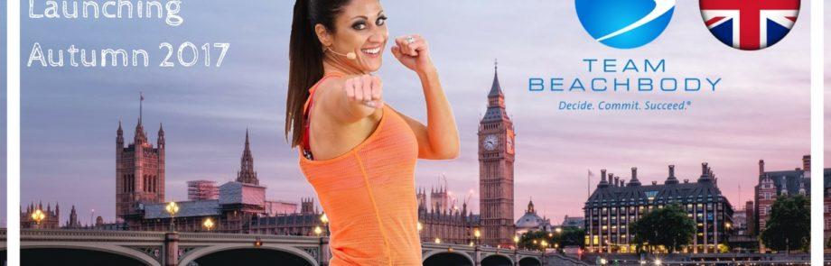 Team Beachbody Launching in the U.K soon!